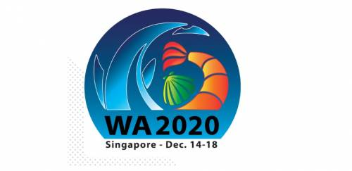 WORLD AQUACULTURE 2020 - 180w