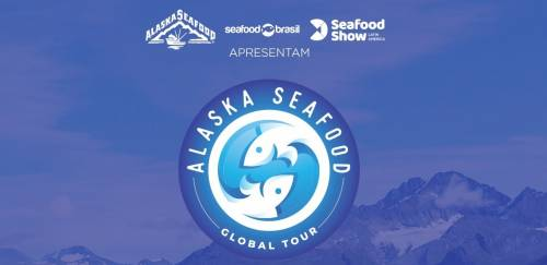Alaska Seafood Global Tour reúne especialistas de pescado